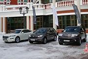 Тест-драйв Кроссоверы Honda