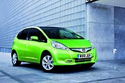 Вдогонку (Тест-драйв Honda Fit/Jazz Hybrid)