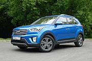 Тест-драйв Hyundai Creta 2.0
