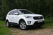 Eisbein по-корейски (Hyundai Creta 1.6 2WD)