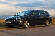 Hа пути в бизнес-класс (Тест-драйв Hyundai i40 CW)
