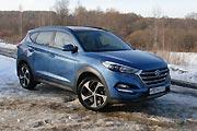 Тест-драйв Hyundai Tucson 1.6 T-GDI