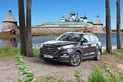 Тест-драйв Автопутешествие на Hyundai Tucson 2.0 CRDi