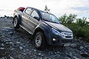 Путешествие на Isuzu D-Max Arctic Trucks в Заполярье (Тест-драйв Isuzu D-Max Arctic Trucks)
