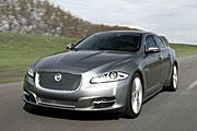 Ручной хищник (Jaguar XJ)