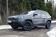 Каждому по способностям (Тест-драйв Jeep Cherokee Trailhawk)
