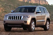 Широкий (Тест-драйв Jeep Grand Cherokee)