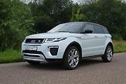 Дамский угодник (Range Rover Evoque)