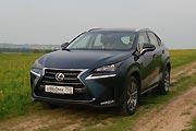 Тест-драйв Lexus NX 200
