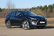 Форма и содержание (Lexus RX 300)