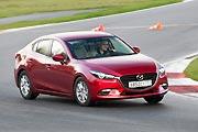 Тест-драйв Mazda3 & Mazda6