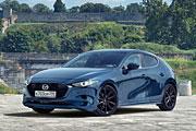 Формула любви (Тест-драйв Mazda3)
