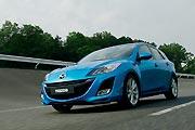 Птица-тройка (Тест-драйв Mazda3)
