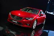 Красная, значит – красивая (Тест-драйв Mazda 6)