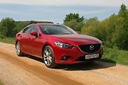 Ласковый и нежный зверь (Тест-драйв Mazda 6)