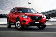 Курс на Европу (Тест-драйв Mazda CX-5)