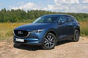 Перемены к лучшему (Тест-драйв Mazda CX-5)