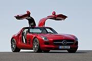 Под счастливой звездой (Mercedes SLS AMG)