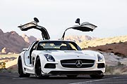 Cолнечный луч (Mercedes-Benz SLS AMG Coupe Black Series)
