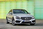 C-Class в новом качестве (Mercedes-Benz W205)