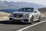 Чемпион по мощности, динамике и эффективности (Mercedes E 63 AMG)