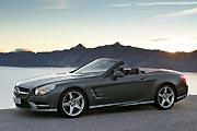 Mercedes-Benz SL: традиции и инновации (Mercedes SL)