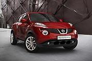 Серьезная игрушка (Nissan Juke)