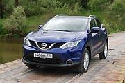 На новую ступень (Тест-драйв Nissan Qashqai)