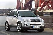Перезагрузка (Тест-драйв Opel Antara)