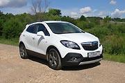 Бездорожье не предлагать (Тест-драйв Opel Mokka)