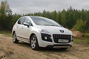 Выбор эстета (Тест-драйв Peugeot 3008)