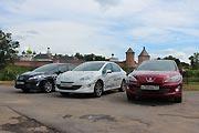 Приключения трех французов в России (Peugeot 408)