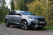 Карьерный рост (Тест-драйв Peugeot 5008)