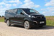 Для пользы дела (Peugeot Traveller)