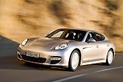 Купе-хэтчбек (Тест-драйв Porsche Panamera)