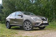 Красота требует жертв (Тест-драйв Renault Arkana 1.3T 2WD)