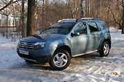 Бремя популярности (Тест-драйв Renault Duster)
