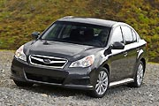 Из поколения в поколение (Тест-драйв Subaru Legacy)