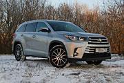 Глоток свежего воздуха (Тест-драйв Toyota Highlander)