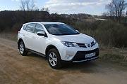 На пути к совершенству (Тест-драйв Toyota RAV4)