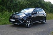 Один за всех (Тест-драйв Toyota RAV4)