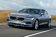 Тест-драйв Volvo S90 & V90