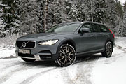 Тест-драйв Volvo V90 Cross Country D5