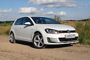 Вечная молодость (Тест-драйв Volkswagen Golf GTI)
