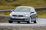 Шестой (Тест-драйв Volkswagen Golf 2009)