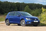 Возвращение иконы (Тест-драйв Volkswagen Golf 1.4 TSI)