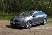 Трезвый расчет (Тест-драйв Volkswagen Jetta)