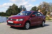 Народный седан (Тест-драйв Volkswagen Polo Sedan)