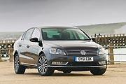 Свежий ветер (Тест-драйв Volkswagen Passat)