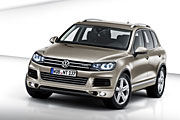 Новое поколение (Тест-драйв VW Touareg II)